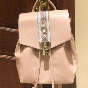Aldo bedazzled backpack